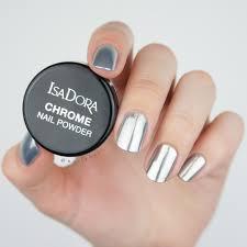 create chrome nails at home using regular nail polish read about