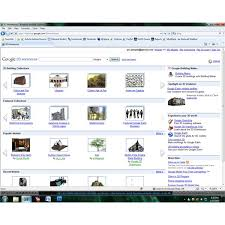 what is google sketchup 3d warehouse