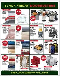 sears black friday ad and sears black friday deals for 2016