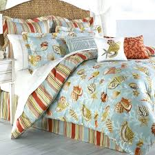 Coastal Bedding Sets Coastal Comforter Set Nautical Bedding Sets Beachy Seaside