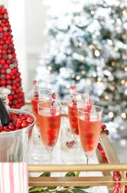 christmas champagne cocktails host a crantastic cocktail party cranberry drinks u0026 appetizers