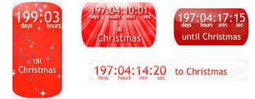 the 5 best christmas countdown widgets for your website