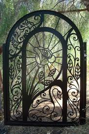 best 25 wrought iron garden gates ideas on pinterest wrought