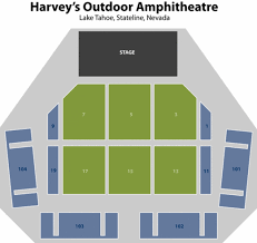 Outdoor Arena Lights by Harvey U0027s Outdoor Arena Lake Tahoe Nv Seating Chart Harvey U0027s