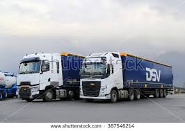 volvo truck center lieto finland november 14 2015 volvo stock photo royalty free