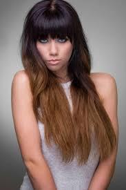 Frisuren F D Ne Haare Mit Pony by 41 Best Frisuren Für Lange Haare Images On Hairstyles