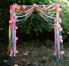 cheap wedding arch 25 cheap and simple diy wedding decorations home info