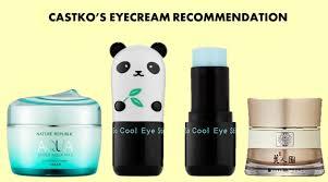 Krim Mata Panda 3 eye korea untuk mata panda mu castko