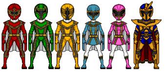 power rangers mystic force roygoku deviantart