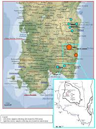 Map Of Sardinia Italy by Ijerph Free Full Text Toxic Emissions From A Military Test