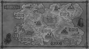 Tomb Of Horrors Map Realm Of The Old Gods
