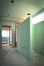 pv14 house green board up in the u201cjack and jill u201d bathroom