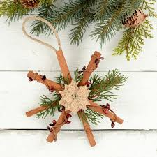 Easy To Make Christmas Decorations At Home Best 25 Natural Christmas Ornaments Ideas On Pinterest Natural