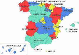 Pais Vasco Map How To Apply For The Auxiliares De Conversación Program In Spain