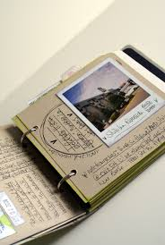 Ohio travel diary images Roadtrip journal like the little binder and storage binders jpg