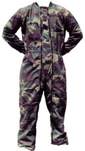 parachute jumpsuit zipper thermal insulated jumpsuit para gear