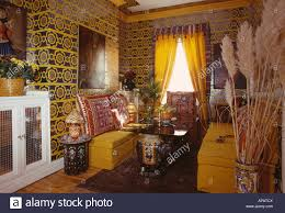 Esszimmer 30er Jahre Interiors Diningroom Drapes Stockfotos U0026 Interiors Diningroom