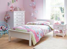 Lauren Wooden Single 3ft Sleigh Bed White This Pretty Sleigh
