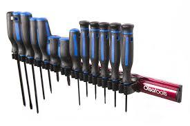 magnetic plier organizer holder set rack tool box storage tools