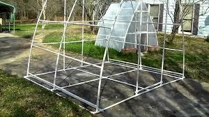 diy pvc greenhouse plans design homes