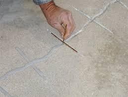 Concrete Floor Repair Repairing Concrete Cracked Concrete Decorative Concrete