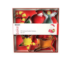 swift set of 7 christmas cookie cutters amazon co uk kitchen u0026 home