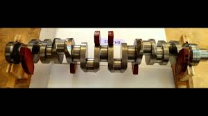crankshaft for deutz ba 6 m 816 youtube