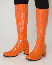 womens knee high boots size 11 wholesale costumes white 1960s go go retro boots