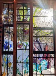 a stained glass artist creates a mini refuge u2013 design sponge