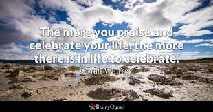 celebrate quotes brainyquote