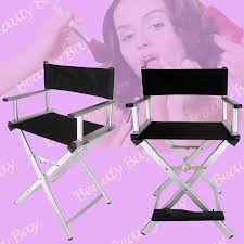 Jobs For Makeup Artists Aliexpress Com Buy Folded Aluminum Makeup Chair To Match Lighted