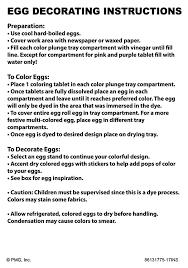 Disney Princess Easter Egg Decorating Kit by Dudley U0027s Easter Egg Dye Kit Instructions Dudley U0027s Easter