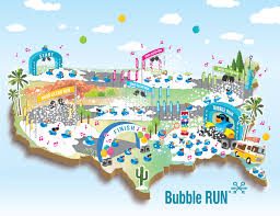 What Is A Bubble Map About Us Bubble Run