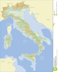Campania Italy Map by Italy Map Italian Royalty Free Stock Photo Image 2299265