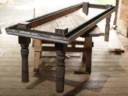 dining tables reclaimed wood furniture near me rustic solid wood