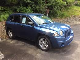 2007 jeep compass limited 4wd u2013 home of johnson motor sales