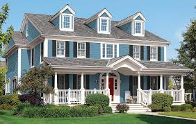exterior paint color schemes
