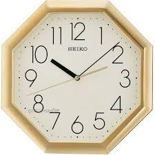 seiko clocks wall clock qxa668g watch shop com