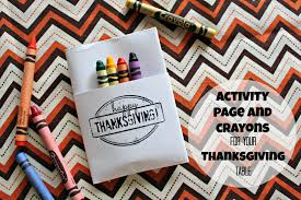thanksgiving kid printables a and a glue gun