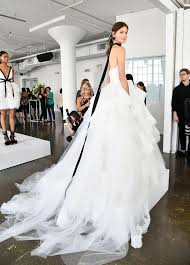 wedding dress trend 2018 wedding dress trends 2018 popsugar fashion photo 4