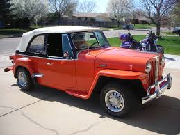 willys jeepster 1949 willys overland jeepster