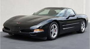 black 2004 corvette paint cross reference