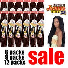 cuban twist hair 6 9 12 natural jumbo twist 2x freetress equal cuban twist braiding