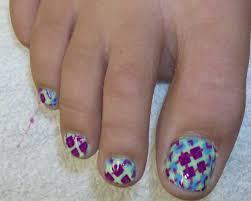 nail foot art images nail art designs