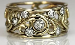 make mothers rings images Mother rings hand braided by artist todd alan jpg