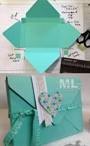 86 best envelope punch images on pinterest envelope punch board