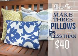 Diy Patio Cushions Outdoor Amazing Outdoor Cushions Diy Bubbly Coloradoblogger Diy
