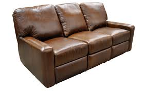 venetian reclining sofa u2013 omnia leather