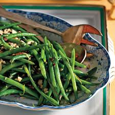green beans for thanksgiving best recipe green beans with shallots and hazelnuts recipe myrecipes