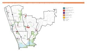 City Of San Diego Zoning Map by Encinitas Undercover June 2016